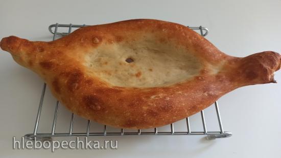 Хлеб по мотивам грузинского шотис пури