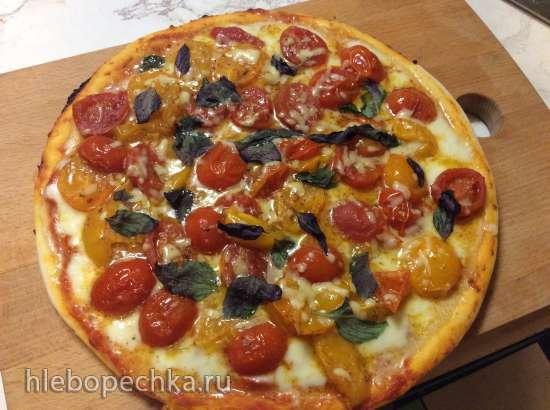 """Пицца """"Саpri"""" - рецепт, подсмотренный на флорентийском рынке"""
