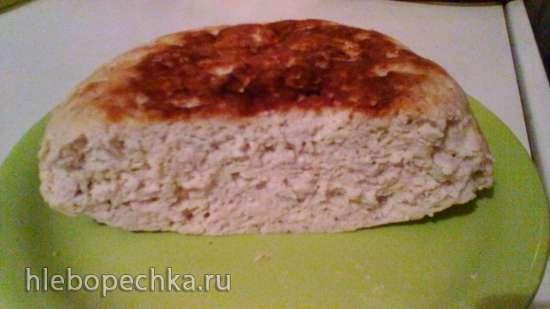Фальшивый зайчик, запеченный в хлебопечке