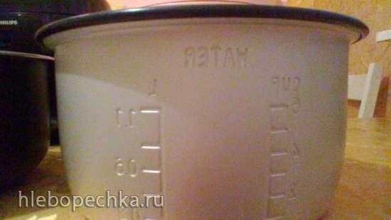 Кашеварки Oursson MP0707S/RD на 0,7-1 литр (одна порция)