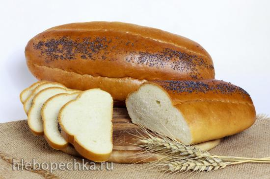 Хлеб в СССР, продавался в бумаге, как назывался?