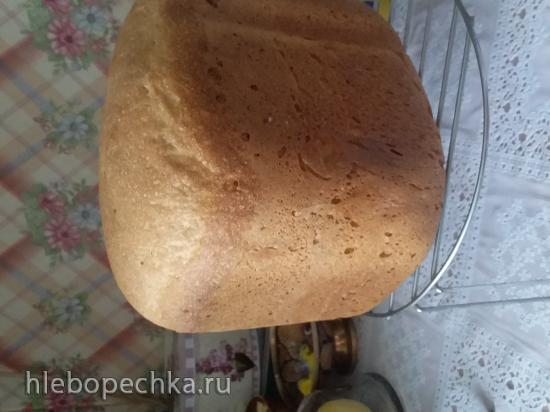 Молочный хлеб на закваске