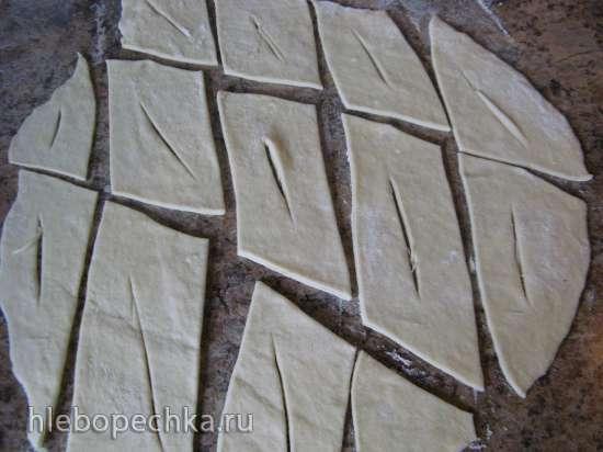 «Таратушки» на кефире