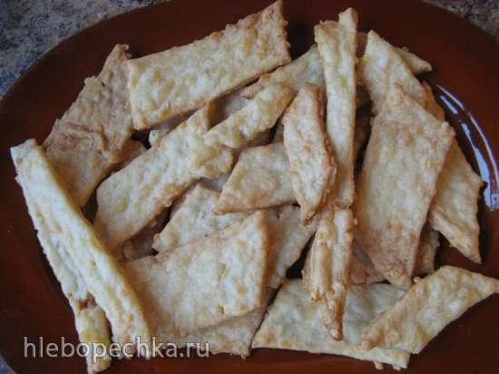 Сырное печенье Даже если не любишь сыр...