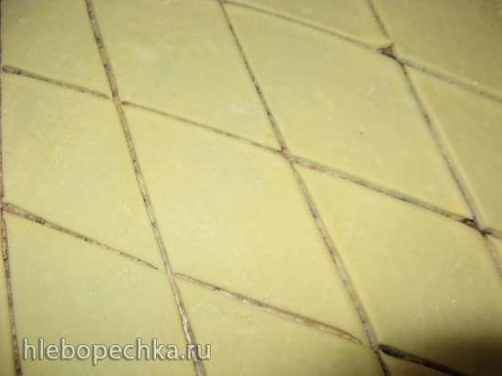 Лазанки (два варианта приготовления)