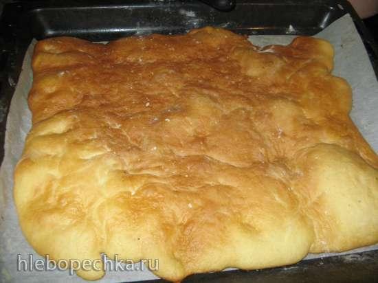 Торт-медовик Тётя Роза, которая уехала в Израиль