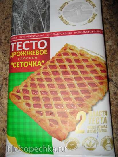 Пирог «Сеточка»