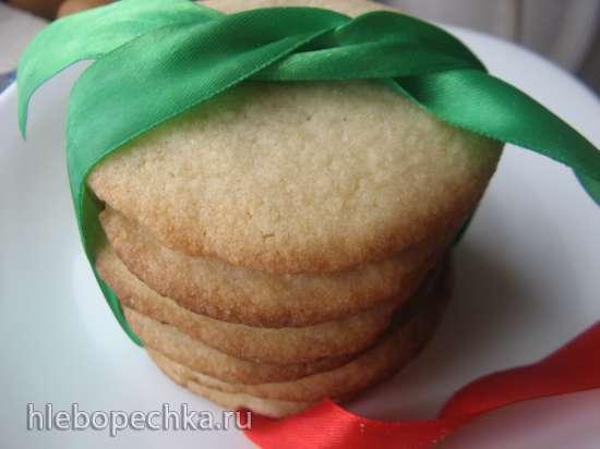 Шведское рисовое печенье