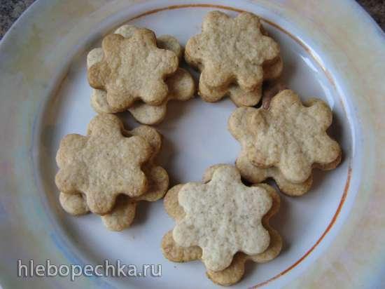 Печенье Сладкие пирамидки
