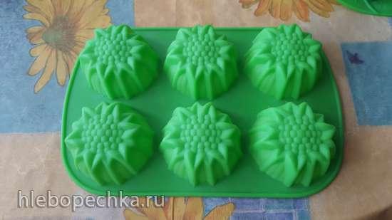 Продам силиконовые формы для выпечки