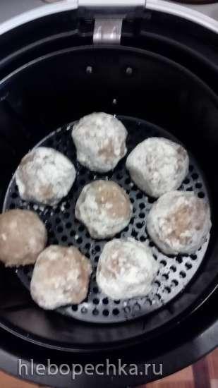 блюда из свинины рецепты аэрогриль