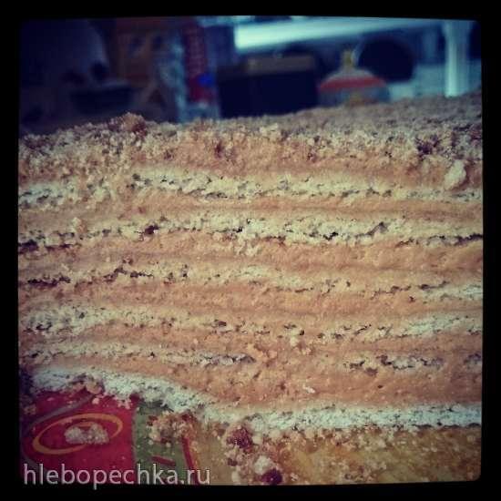 Торт «Рыжик» №№
