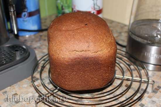 Рецепты для хлебопечки панасоник 2502 ржаной хлеб