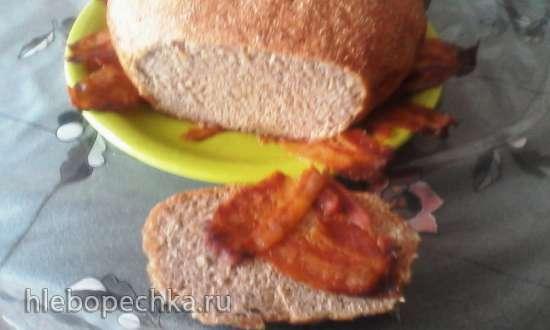 Хлеб в глиняном горшке (Brot im Tontopf)