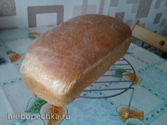 Серый хлеб на водке