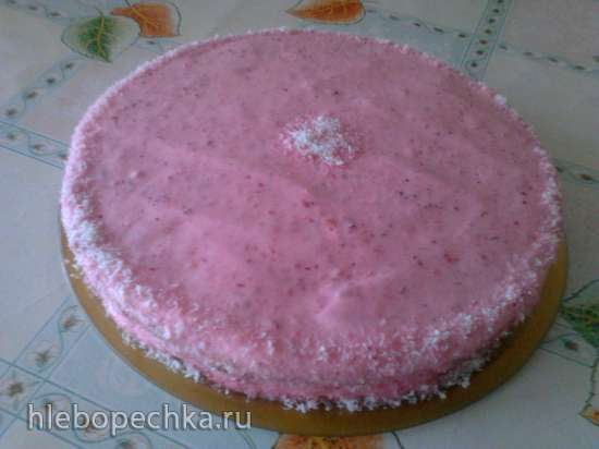 "Торт ""Клюковка"" (пиццепечка Принцесс/духовка)"
