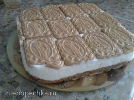 Торт без выпечки «Восторг»