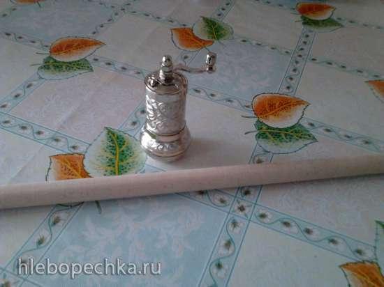 Измельчители для специй, длинные деревянные скалки  (СП, Москва)