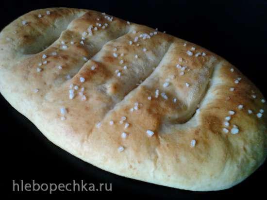Французский сырный хлеб «Гармошка»