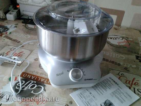 Продаю: Миксер - тестомес First FA-5259-2, silver.