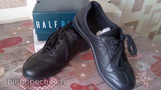 Продаю: Женские кожаные полуботинки Ralf Ringer.