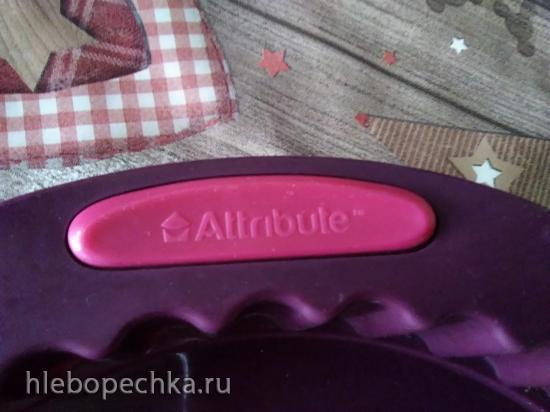 Продаю: Форма для выпечки ATTRIBUTE, круглая с волнис