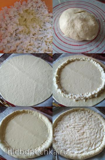 Хачапури от Тришки
