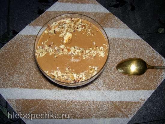 Десерт-суфле Шоколадка