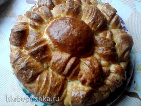 Пирог Солнышко