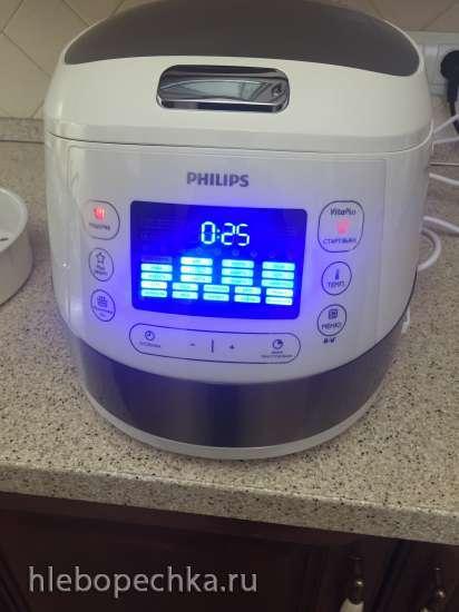 Мультиварки Philips c  функциями Мультиповар Pro и Мой рецепт