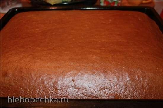 Торт «Шоколадный сметанник»