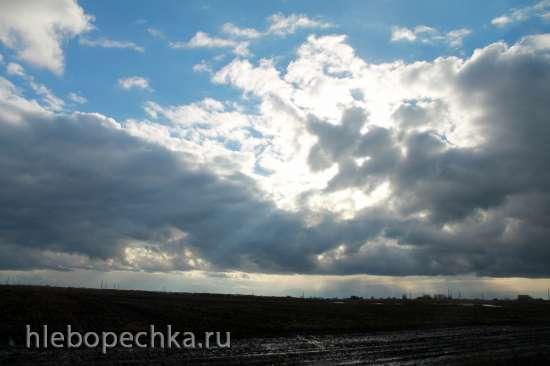 Такое разное небо