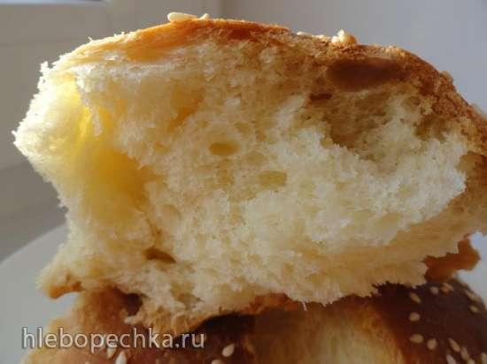 Молочные булочки