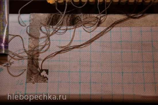 Вышивка крестиком