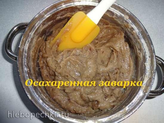Ржаной кисло-сладкий хлеб