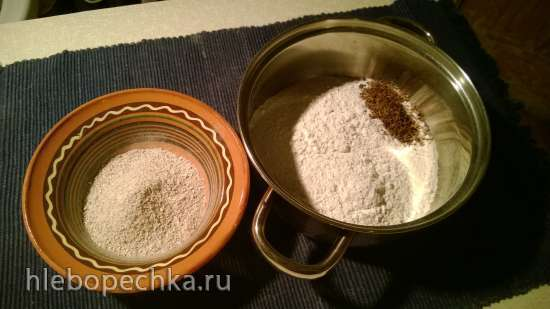 Хлеб «Рижский»  ГОСТ 2077-84