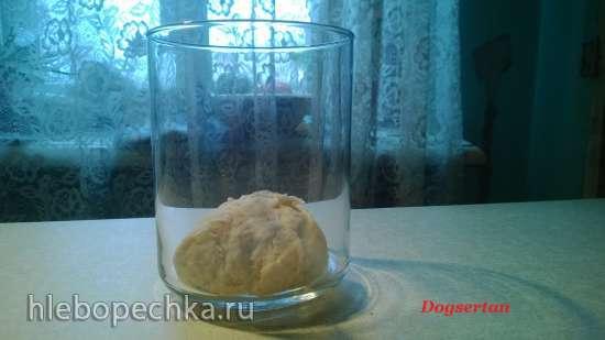 Овернский простой хлеб. Le pain Bougnat.