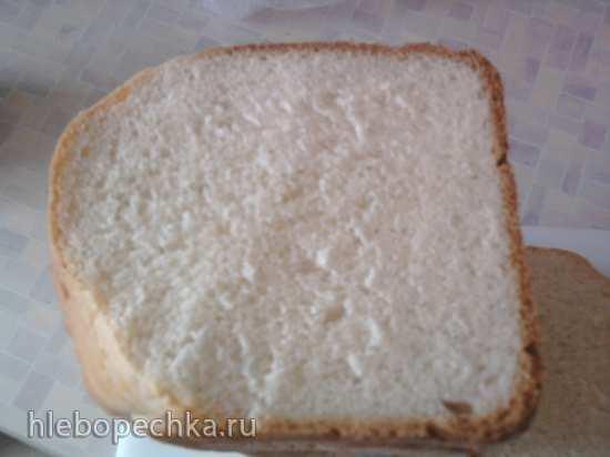Пшеничный хлеб по основному рецепту