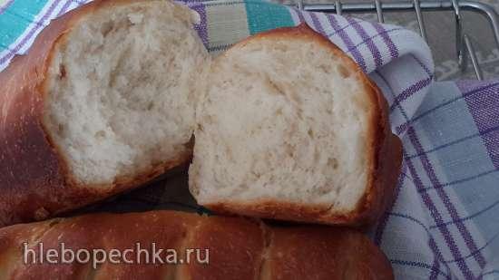 Мини-багеты в хлебопечке Panasonic SD-2511