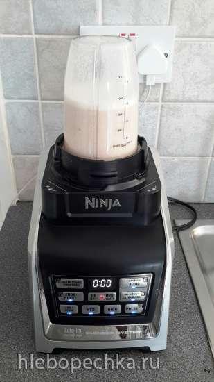 Кунжутное молоко в блендере суповарке Добрыня DO-1401 (Endever Skyline BS-91 и т.п.) на ручном режиме