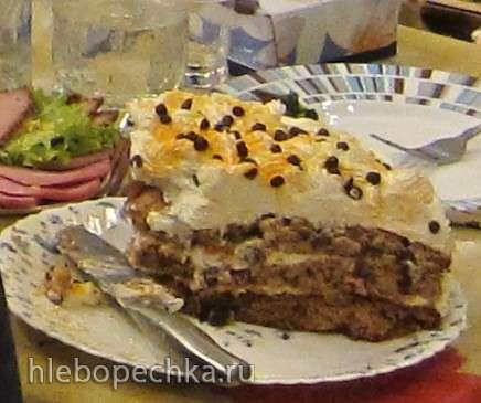 Торт «Татьяна»
