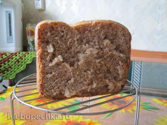 Хлеб пшенично-ржаной Столичный (хлебопечка)