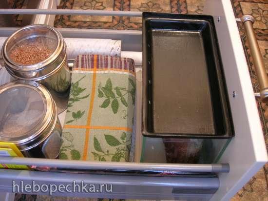Хлебницы, мешочки для хранения хлеба