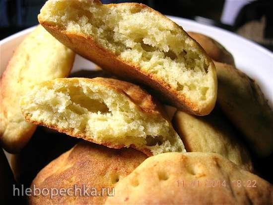 Финские картофельные лепешки Perunarieska