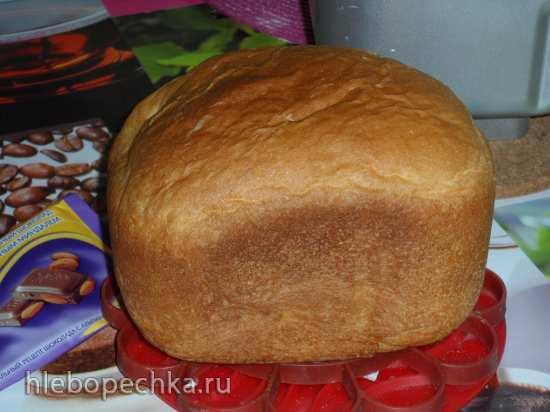 Delta DL8002b. Белый хлеб для хлебопечки