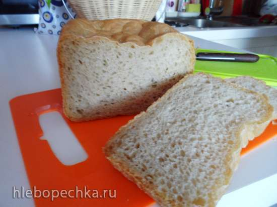 Пшенично-ржаной хлеб (режим французский)