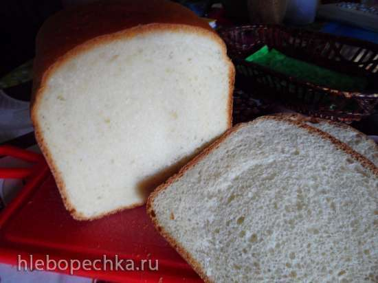 Delta DL8002b. Яичный хлеб