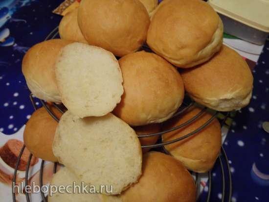 Мягкий хлеб Le pain de mie anglo-saхon от Apollonia Poilane