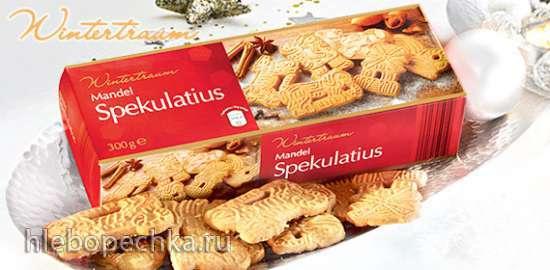 Миндальное печенье Spekulatius