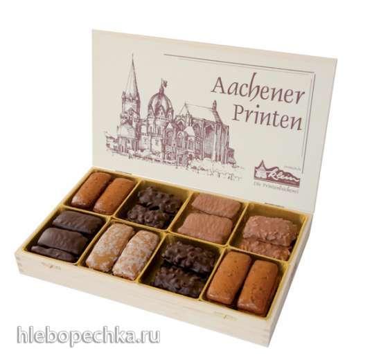 Аахенские пряники (Aachener Printen)